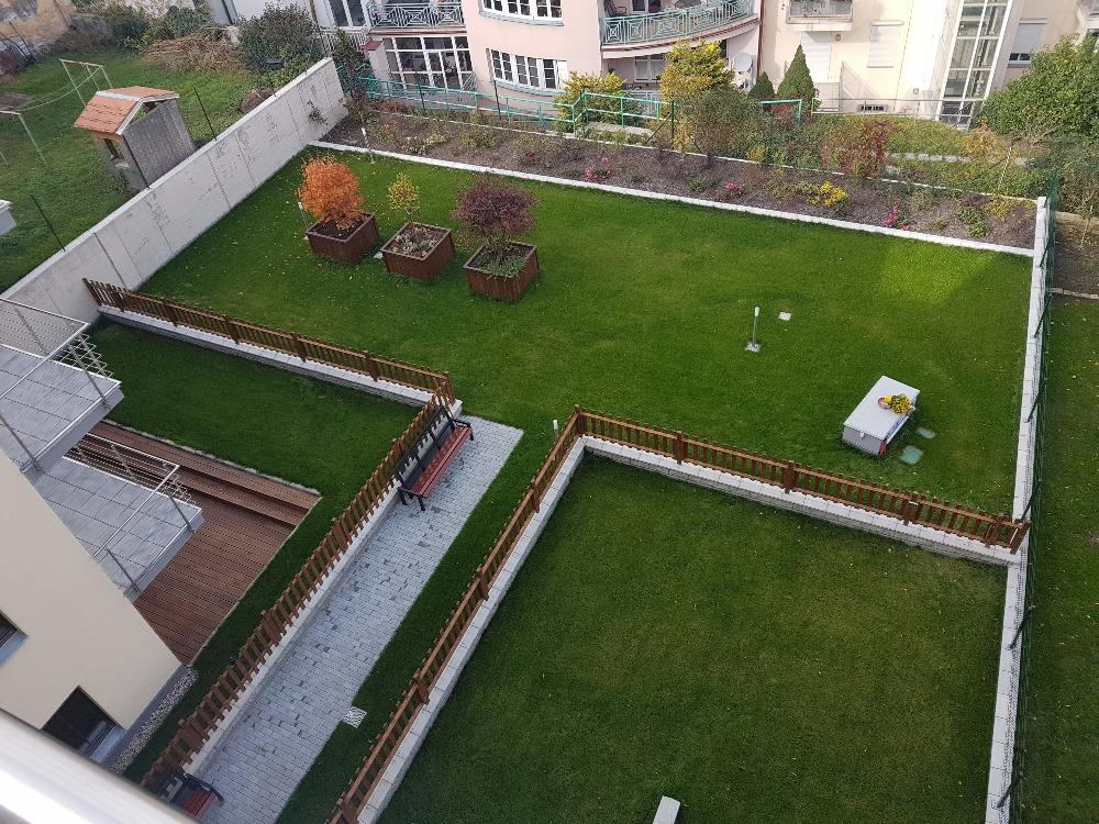 3 + KK s terasou do zahrady – Byt č.1