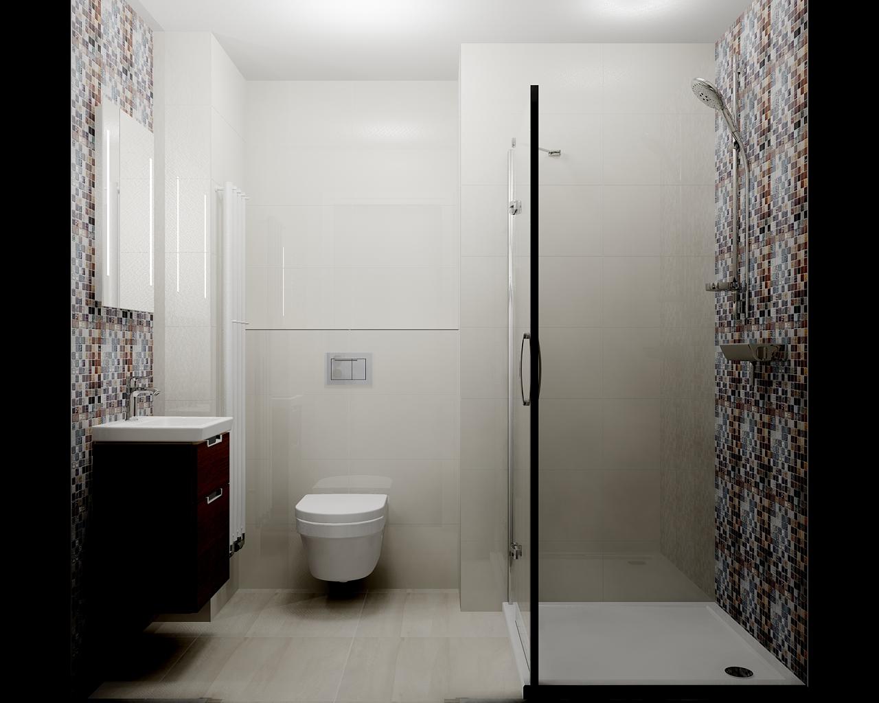 4 + KK se dvěma koupelnami ve 4.NP – Byt č. 9